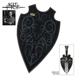 Kit Rae Universal Sword Plaque