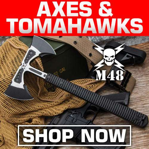 AXES AND TOMAHAWKS