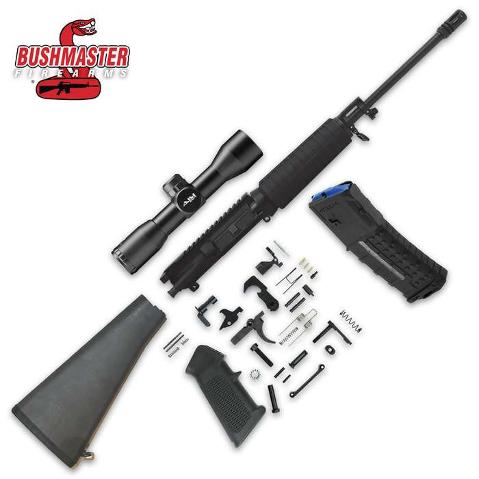 Build out your AR-15 with high-quality components that assure you that you'll get high-performance out of the finished product