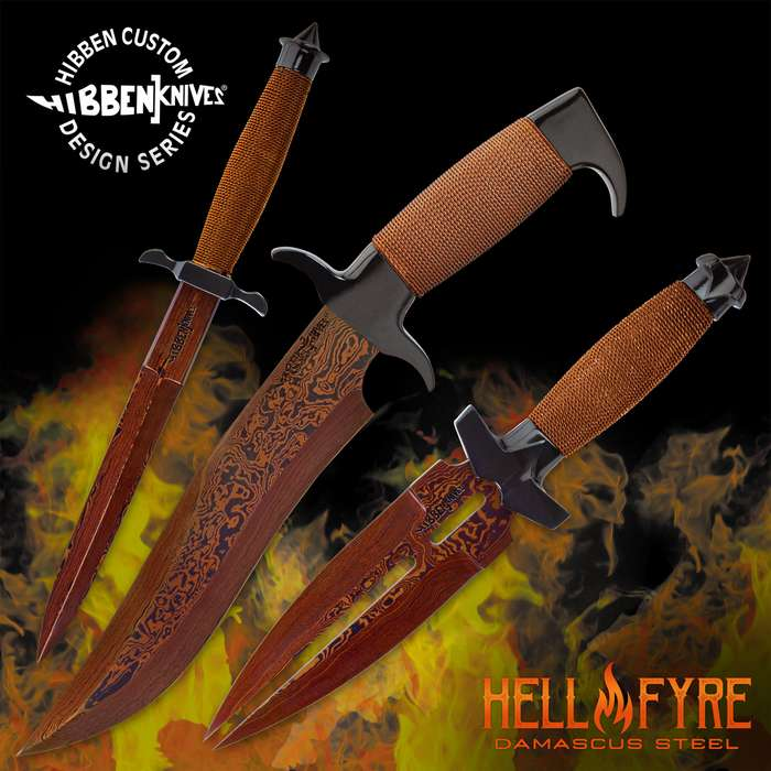 If you only buy one Gil Hibben masterpiece for your collection this year, this is absolutely the purchase you need to make
