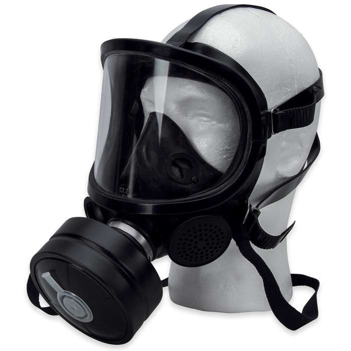 The mask is perfect for the pharmaceutical, chemical, processing, petrochemical, agricultural and automotive industries