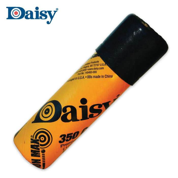 Daisy 350 Count BB Tube