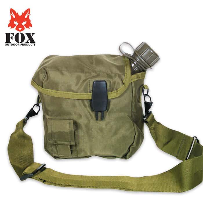 Fox 2 Qt Canteen Cover