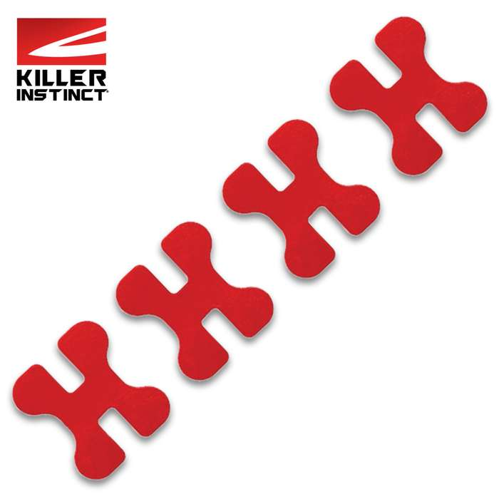 Ounce-for-ounce, the Red Deadening Limb Silencer is the most efficient shock and vibration dampening tool available