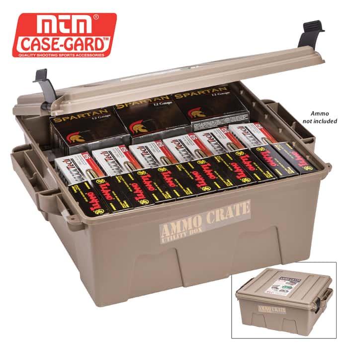 "Ammo Crate 19"" x 15 3/4"" x 8"""