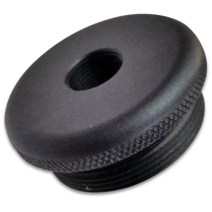 Made in the USA, the King Cobra 5/8 X 24 Adapter is slightly larger and specifically made for King Cobra tubes