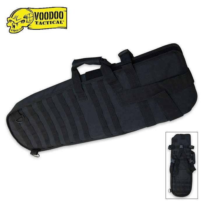 Voodoo Tactical Assault Rifle Scabbard