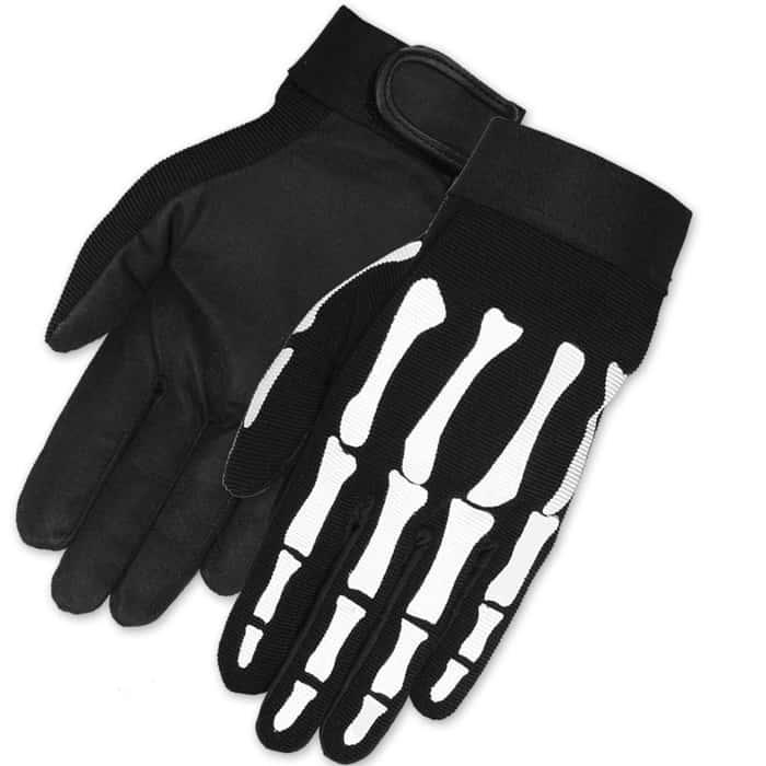 Skeleton Mechanic Gloves