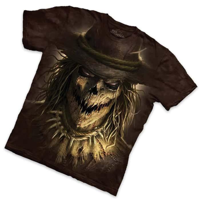 Scarecrow Short Sleeve T-Shirt