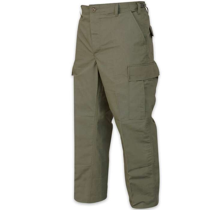 ROTHCO Basic BDU Uniform Pant OD
