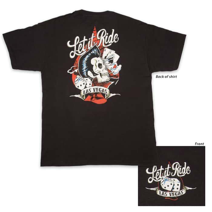 Go Daddy-O Black T-Shirt