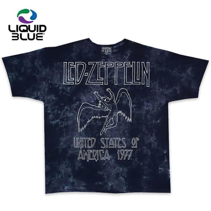 Zeppelin USA Tour 1977 T-Shirt