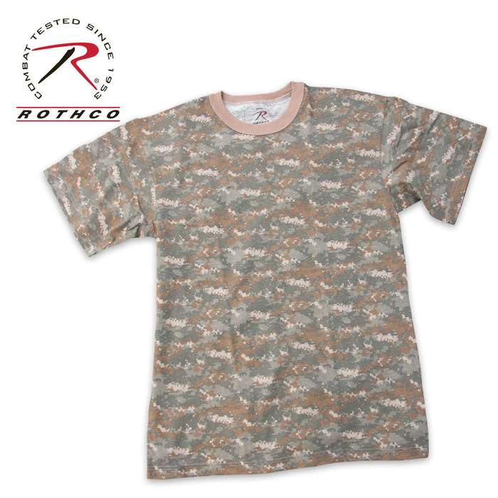 Military UCP Delta Camouflage T-Shirt