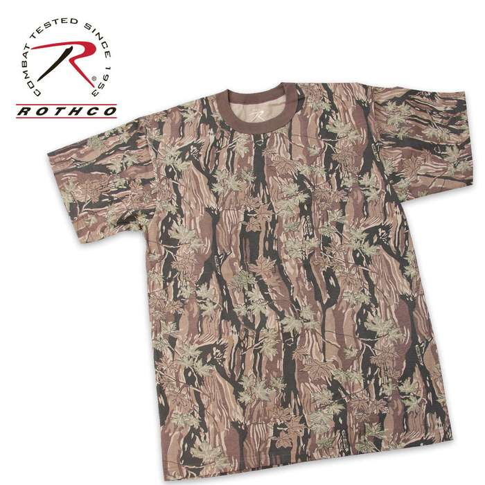 Smokey Branch Camo T-Shirt