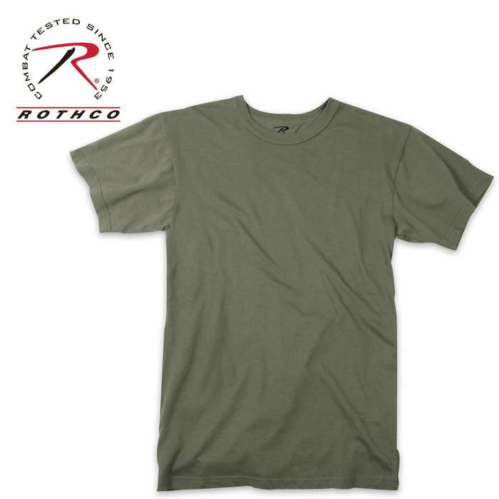 Moisture Wicking Short Sleeve T-Shirt Green