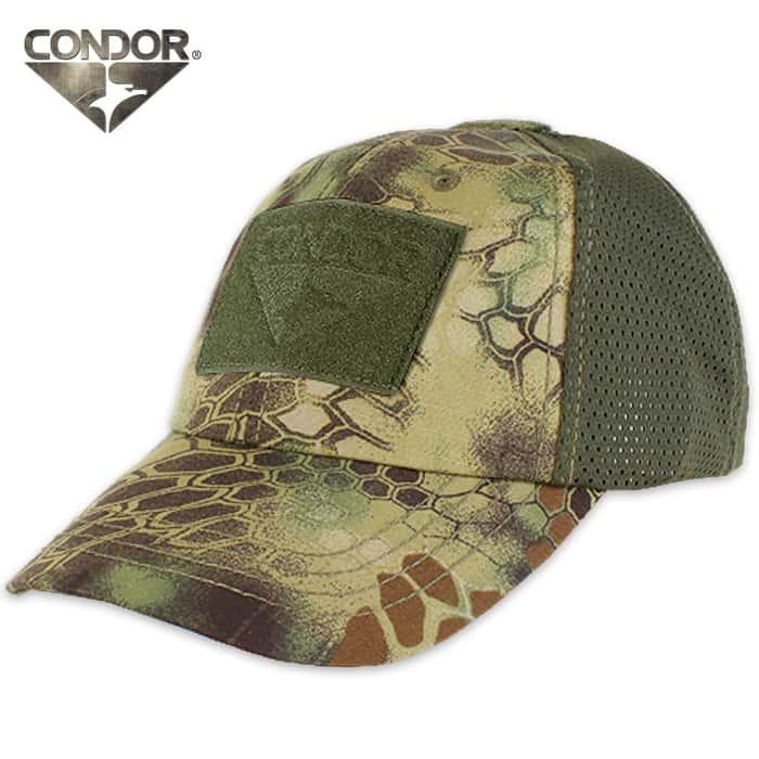 Condor Kryptek Mesh Tactical Cap - Hat