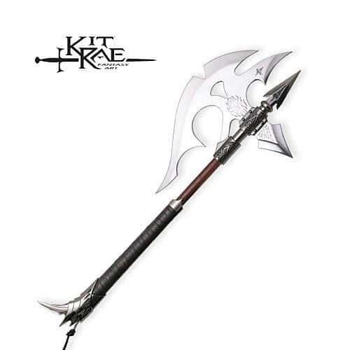 Kit Rae Black Legion War Axe - Special Edition