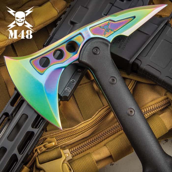 M48 Rainbow Tactical Tomahawk