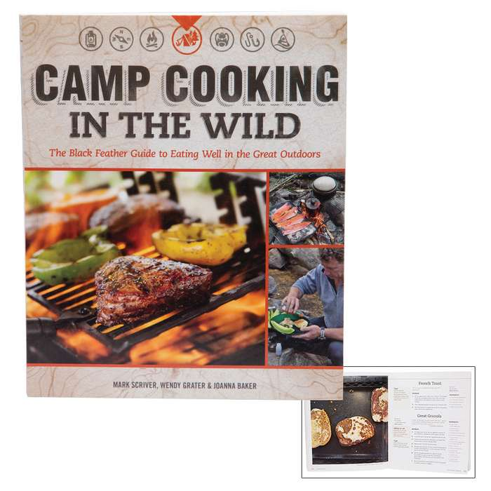Camp Cooking in the Wild Cookbook
