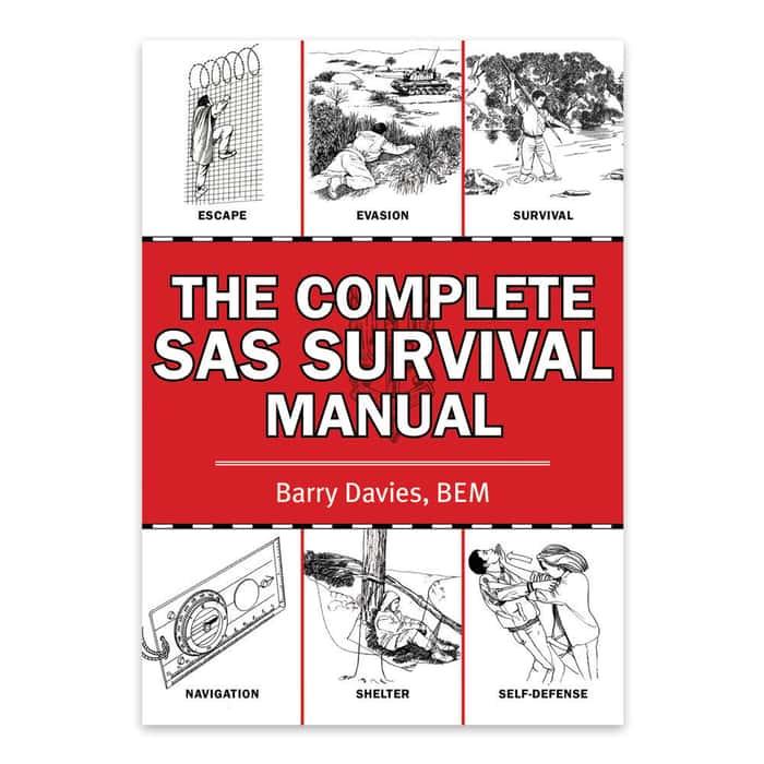 Complete SAS Survival Handbook