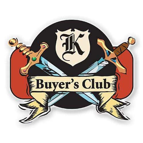 BUDK 12-Month Buyers Club Membership
