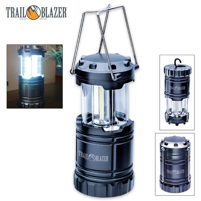 Trailblazer Pack-Away Camping Lantern