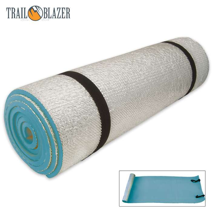 Trail Blazer Emergency Outdoor Double-Sided Mattress