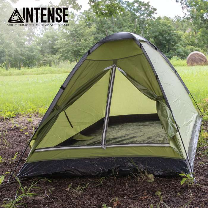 Lightweight, durable and easy to pitch, the two-person tent has everything you want in an outstanding general purpose tent