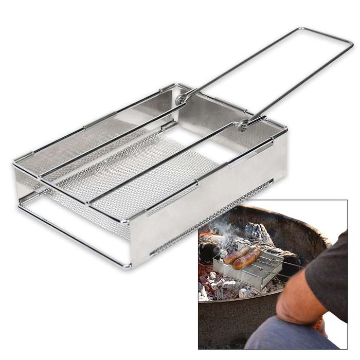 UST Heritage Packable Grill