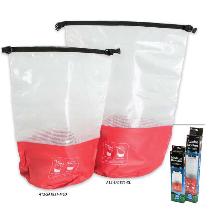 Dry Sack PVC Tarpaulin Storage Container