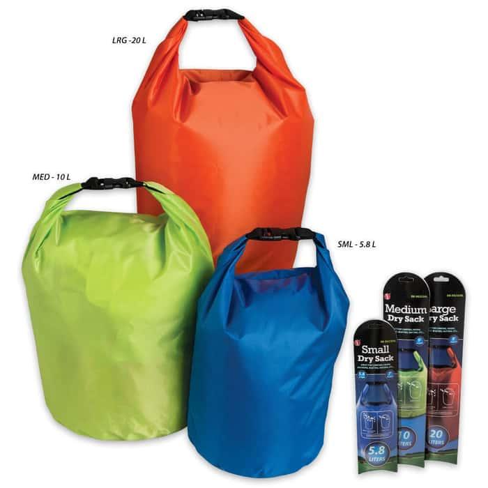 Dry Sack 210T Terylene Material