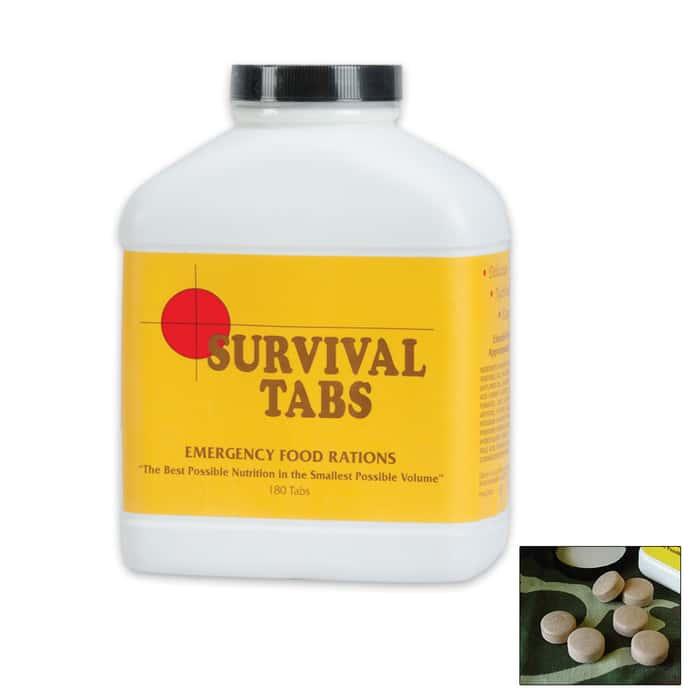Survival Tabs Vanilla