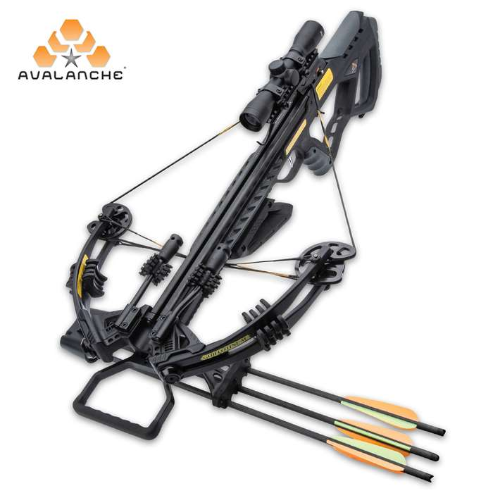 Guillotine 370 crossbow