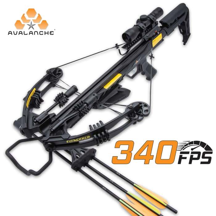 Theunderstruck 340 crossbow