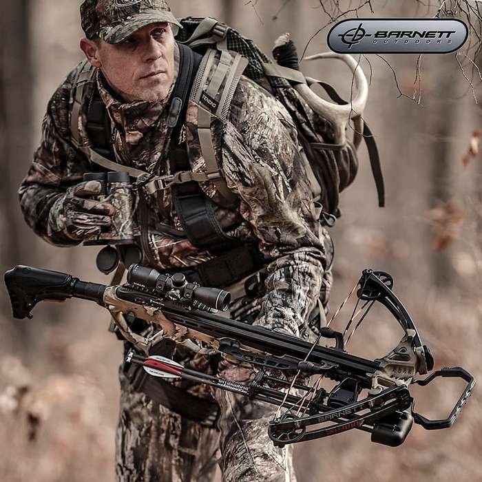 The Barnett Explorer XP400 Crossbow introduces impressive power and performance in an affordable crossbow package