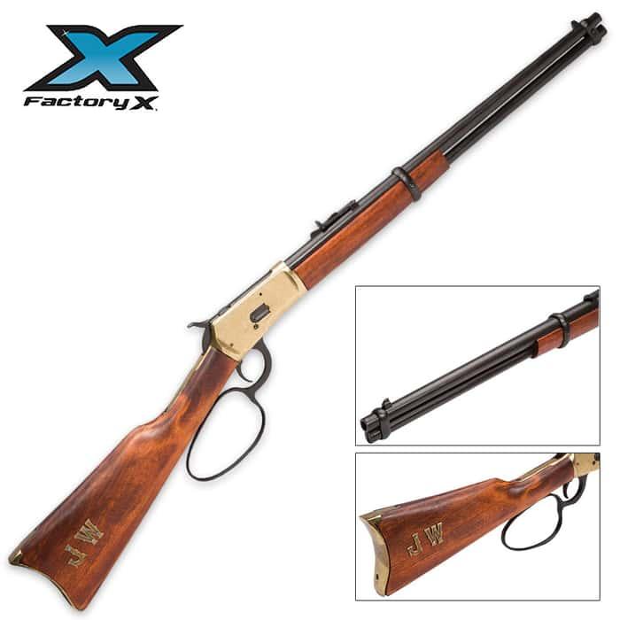 1892 Lever-Action Cowboy Rifle Replica