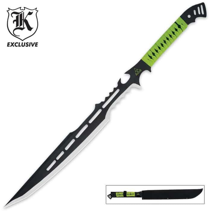 Apocalypse Warrior Sword with Sheath