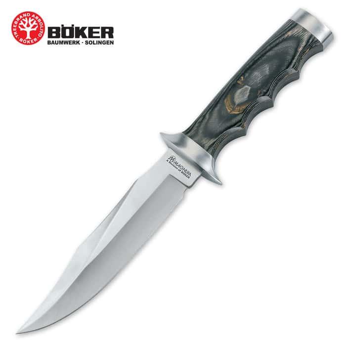 Boker Magnum Safari Bowie Knife