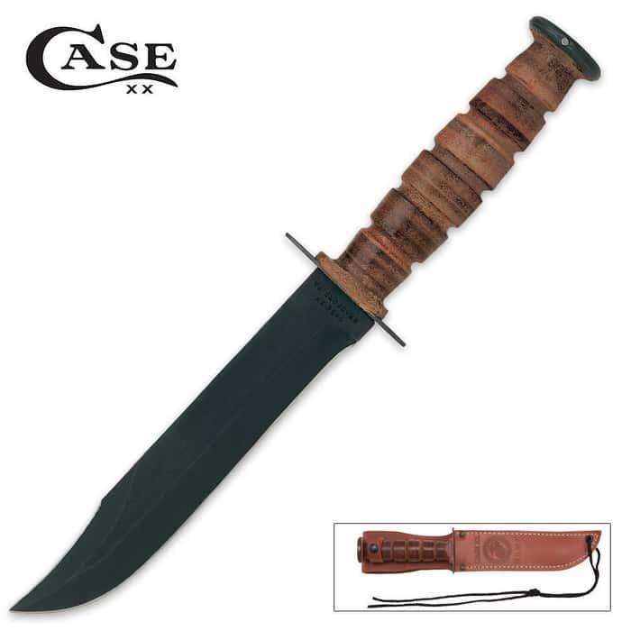 Case USMC Bowie Knife