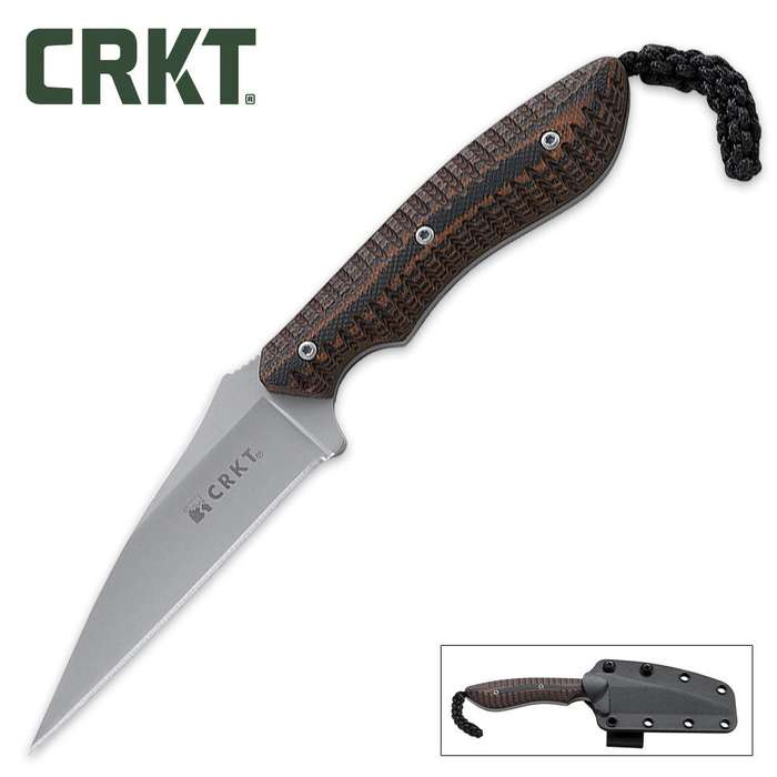CRKT Folts SPEW Knife