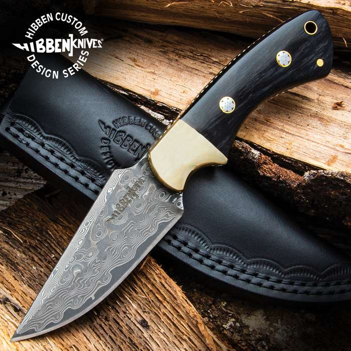 Knifemaker extraordinaire Gil Hibben continues to design exceptional knives made for hard everyday use