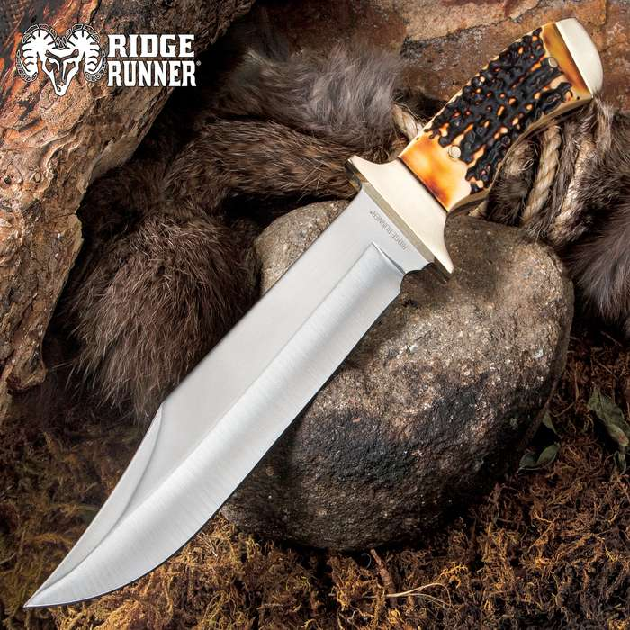 Ridge Runner Whitetail Ridge Bowie Knife