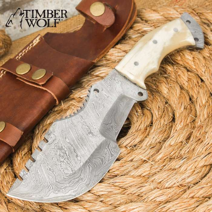 For the outdoorsman who needs a companion that will be up to any challenge that comes up in the unforgiving wilderness