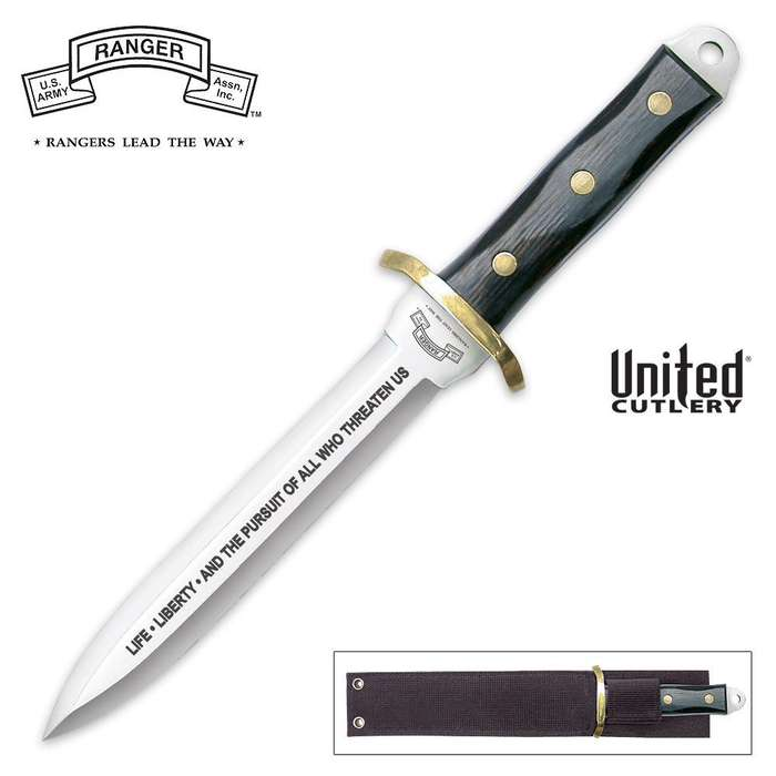 United Cutlery Tactical USARA Dagger Knife
