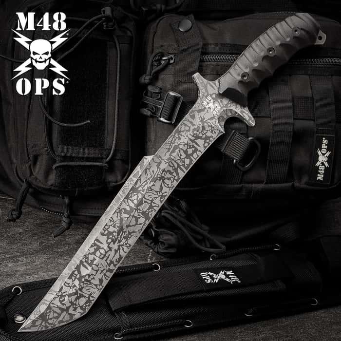 M48  Combat Machete