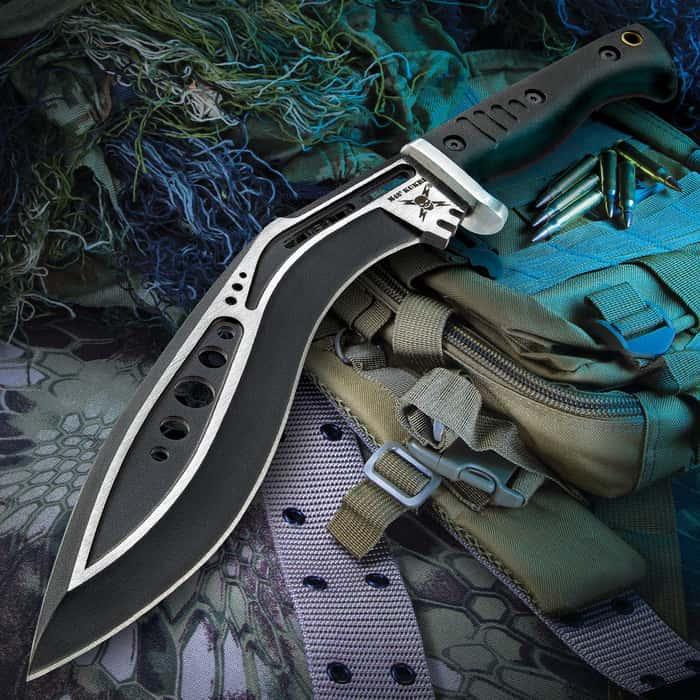 M48 Tactical Kukri With Sheath
