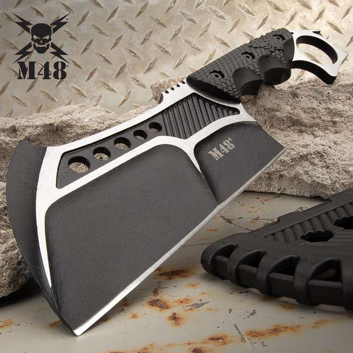 A must-have for survivalists, tactical personnel or anyone who appreciates fine craftsmanship and extreme performance