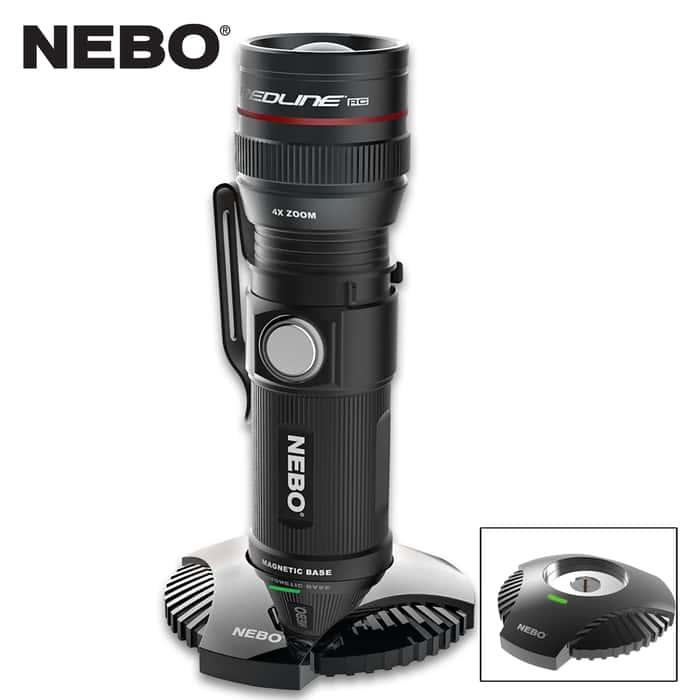 The NEBO Redline RC Flashlight