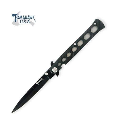 Tomahawk Black Stryker Folding Knife