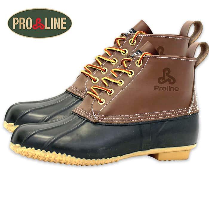 Men's Proline Sierra Series Five-Eye Lace-Up - Winter Boot
